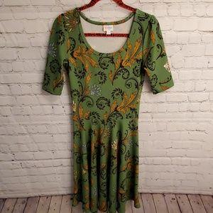 LuLaRoe Dresses - LuLaRoe Nicole Size Small #0008